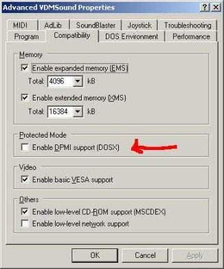 Advanced VDMSound Properties