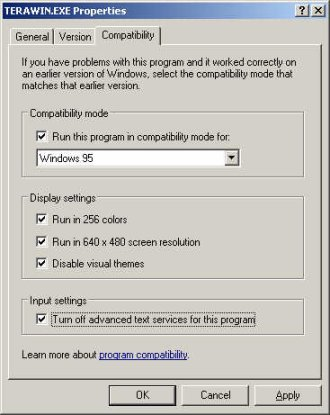 Windows Compatibility Tool